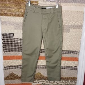 Chapter designer  Capri pants 29""